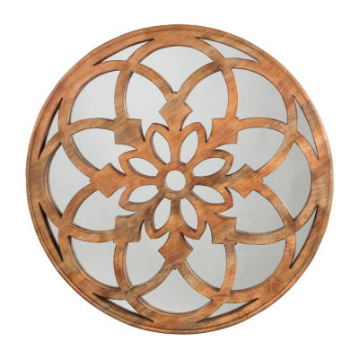 Signature Design by Ashley® Oilhane Round Wall Mirror