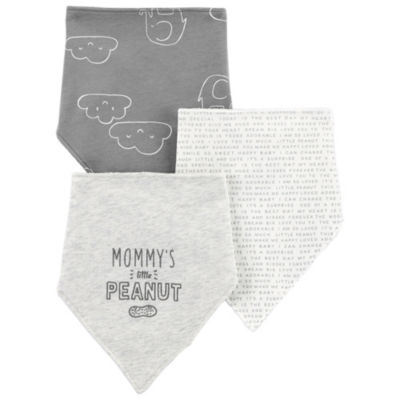 Carter's Unisex 3-pc. Bib