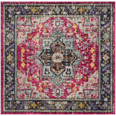Safavieh Monaco Collection Alys Oriental Square Area Rug