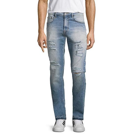 Arizona Flex Mens Skinny Fit Jean