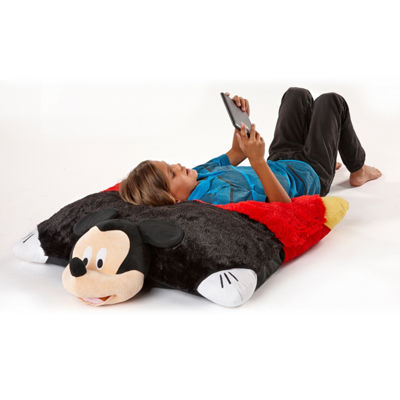 "Disney Jumbo Mickey Mouse 30"" Pillow Pet"