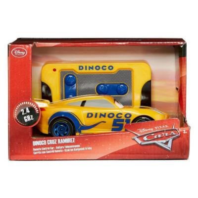 Disney Cars 3 Dinoco Cruz Ramirez 6-IN RC