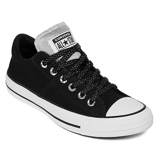 4be2de6dc9be Converse Chuck Taylor All Star Madison OX Womens Sneakers Lace-up - JCPenney