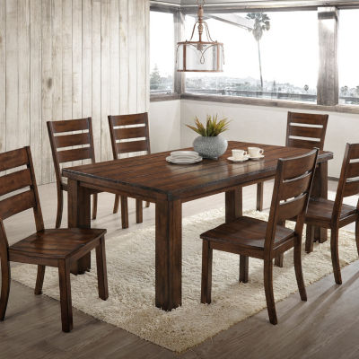 Simmons® Englewood Rectangular Dining Table