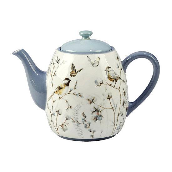Certified International Country Weekend Teapot