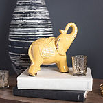 JCPenney Home Ceramic Elephant Tabletop Decor