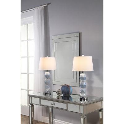 Barcelona Ceramic Table Lamp Set Of 2