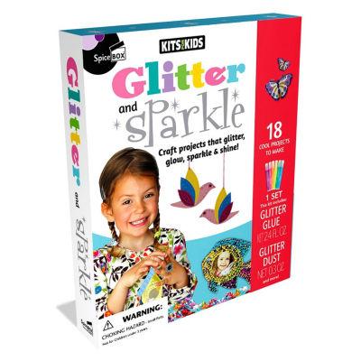 Spicebox Kits For Kids Glitter & Sparkle Kit