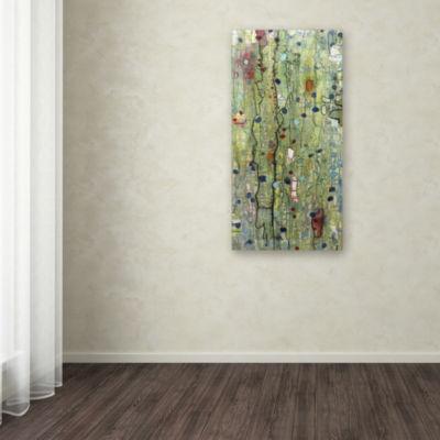 Trademark Fine Art Sylvie Demers In Vitro Giclee Canvas Art