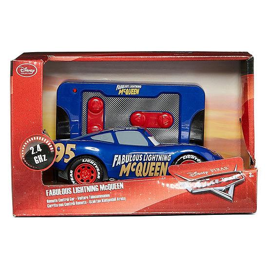 Disney Collection Cars 3: Mcqueen Rc Car
