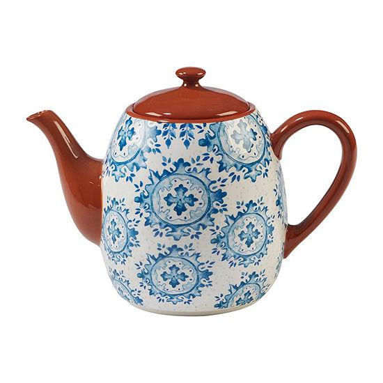 Certified International Porto Teapot