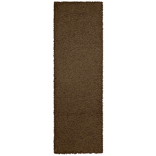 JCPenney Home™ Renaissance Washable Shag Runner Rug