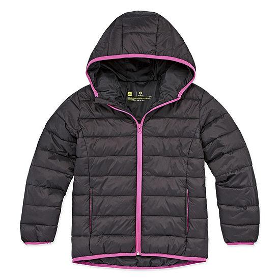 Xersion Midweight Puffer Jacket - Big Girl & Plus