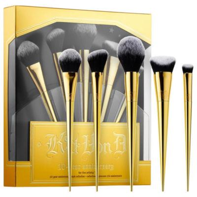 Kat Von D's 10th Anniversary Brush Set