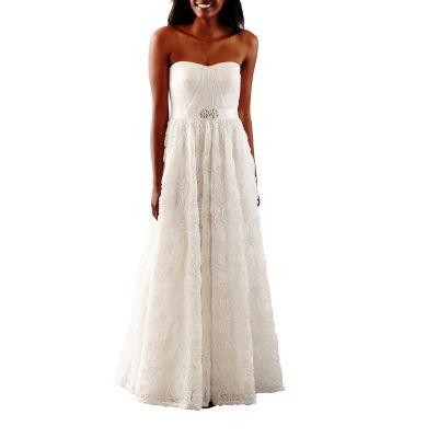 JCPenney Wedding Dresses