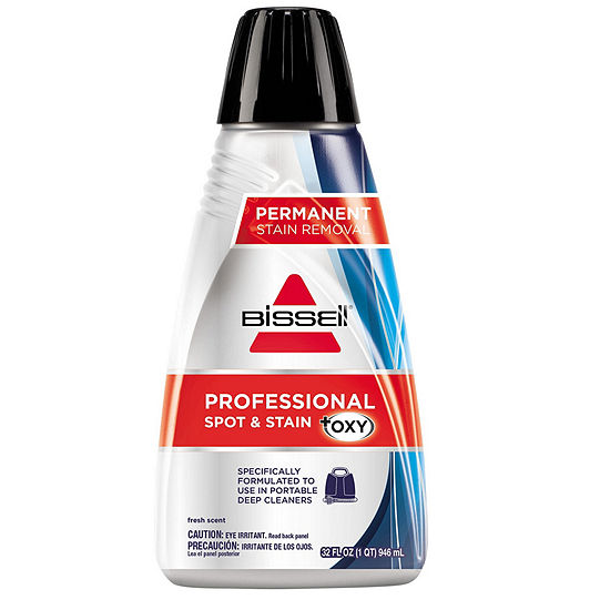 Bissell® Professional Spot & Stain + Oxy Formula - Portable Cleaners