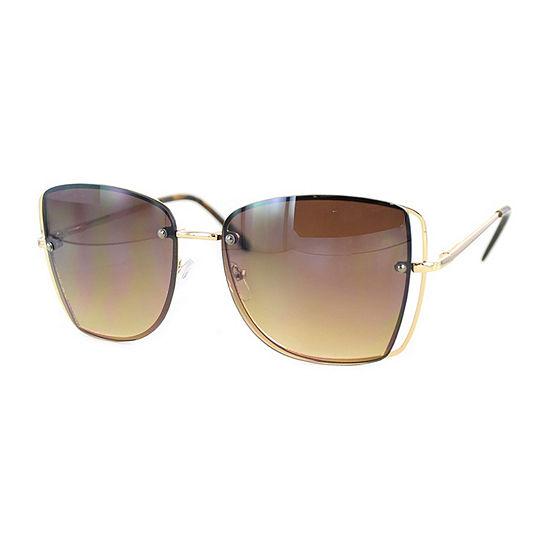 Liz Claiborne® Falsetto Aviator Sunglasses