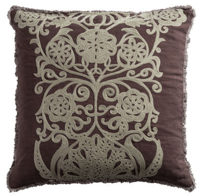 Rizzy Home Matteo Floral Decorative Pillow