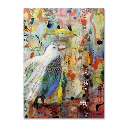 Trademark Fine Art Sylvie Demers Vers Toi Giclee Canvas Art