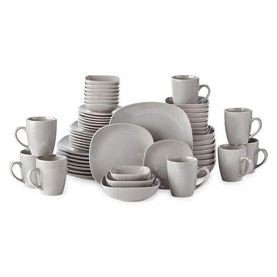 JCPenney Home 56-Pc Dinnerware Set