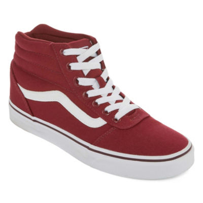 Vans Ward Hi Womens Skate Shoes Lace-up