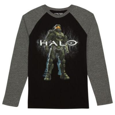 Halo Raglan Graphic T-Shirt Boys