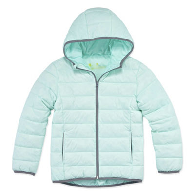 Xersion Midweight Puffer Jacket - Big Girls & Plus