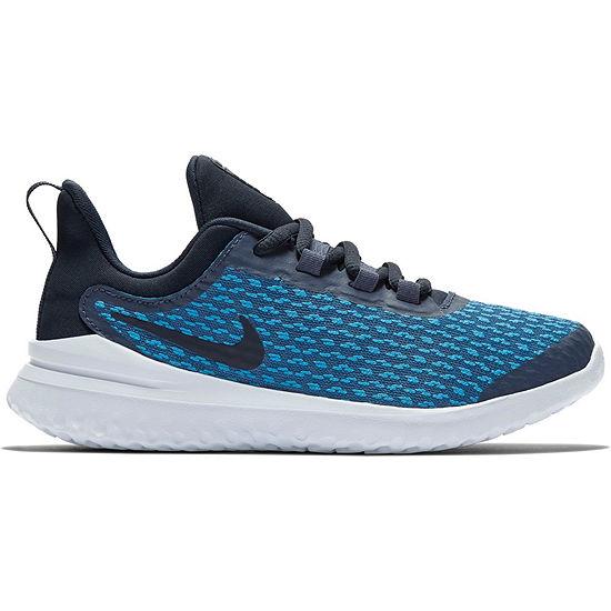 Nike Renew Rival Boys Running Shoes  - Little Kids