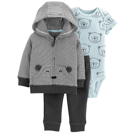 Carter's Boys 3-pc. Baby Clothing Set-Baby