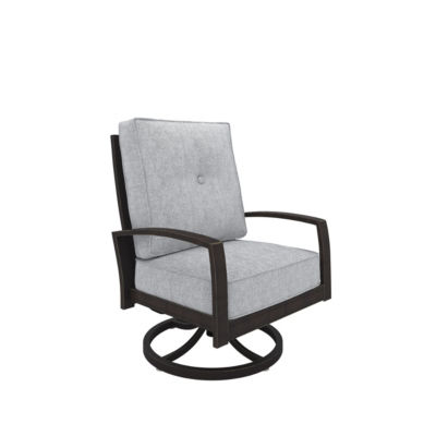 Outdoor by Ashley® Castle Island Swivel Patio Lounge Chair