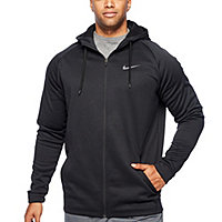 ad07bcbf0423b Nike Mens Long Sleeve Moisture Wicking Hoodie-Big and Tall