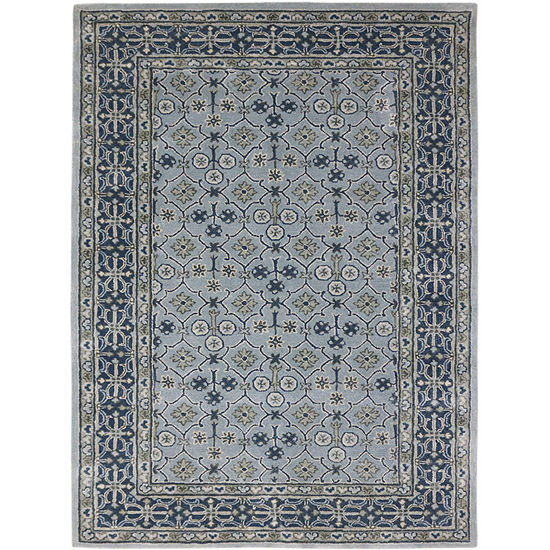 Amer Rugs Castille AA Hand-Tufted Wool and Viscose Rug