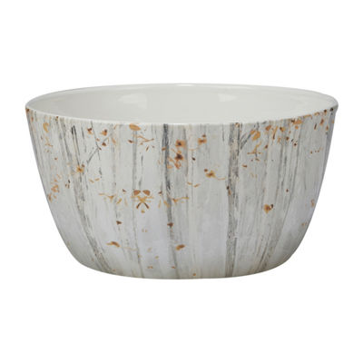 Certified International Woodland Walk Serving Bowl