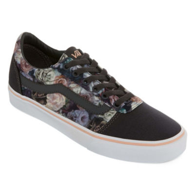 Vans Ward Womens Skate Shoes Lace-up