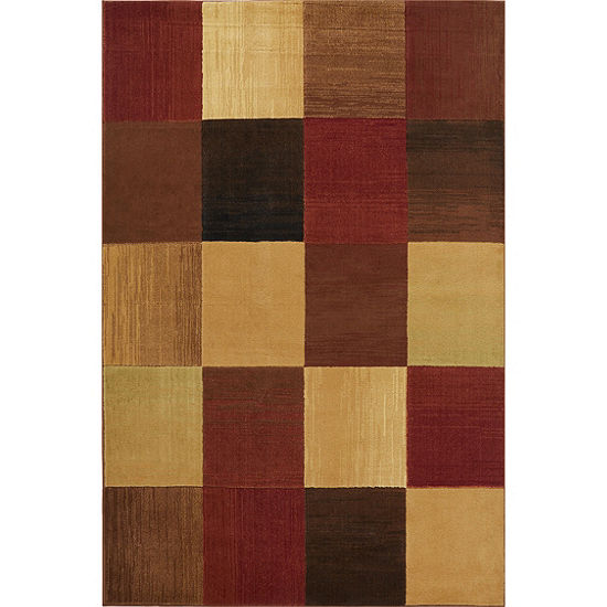Home Dynamix Catalina Brookings Geometric Rectangular Rug