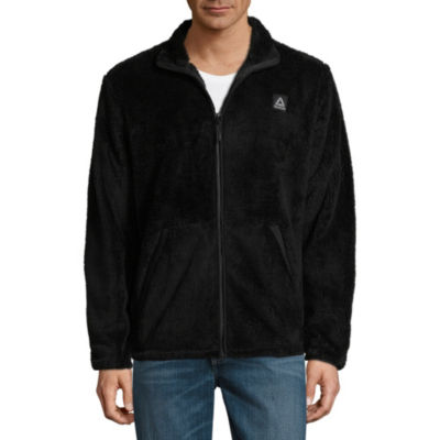Men's Reebok Full Zip Fleece Jacket