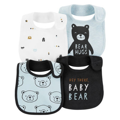 Carter's Little Baby Basics Boys 4-pc. Bib