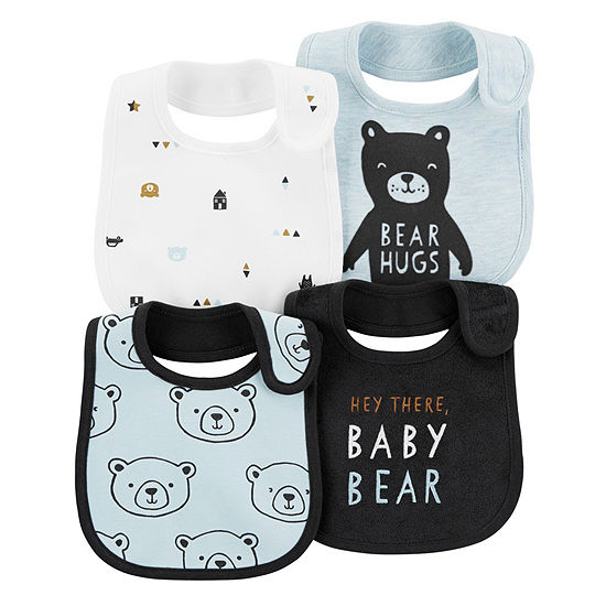 Carter's Boys 4-pc. Bib
