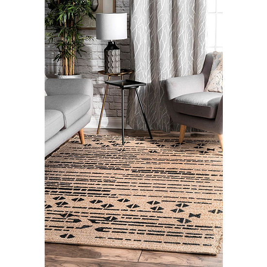 nuLoom Lily Hand Tufted Area Rug
