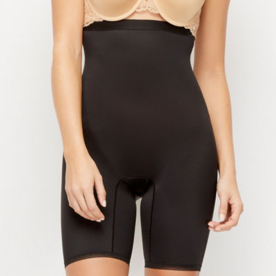Hookedup High Waist Shaping Mid Thigh Thigh Slimmers - Plus 1074