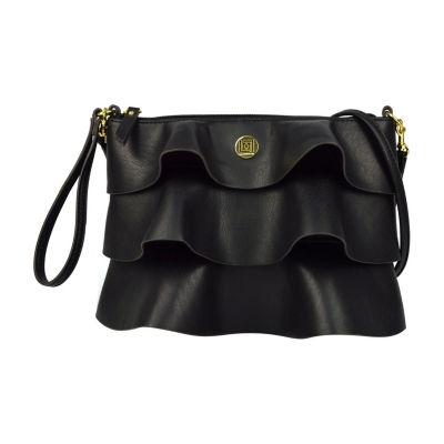 Liz Claiborne Ashlee Clutch Crossbody Bag