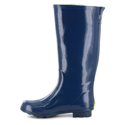 Western Chief Womens Classic Tall Rain Boots Waterproof Flat Heel Pull-on