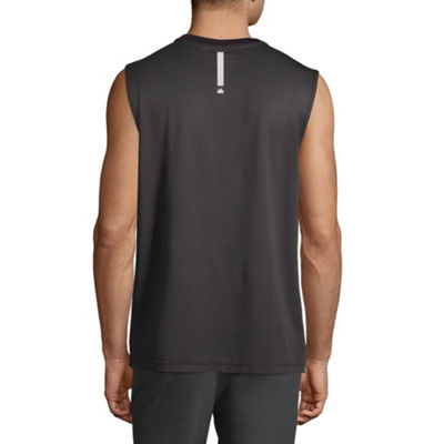 Msx By Michael Strahan Mens V Neck Sleeveless Muscle T-Shirt
