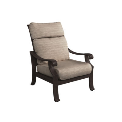Outdoor by Ashley® Chestnut Ridge Patio Chair with Cushion