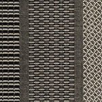Safavieh Courtyard Collection Bronagh Geometric Indoor/Outdoor Runner Rug