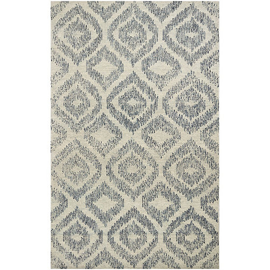 Kas Sasha Vista Hand Tufted Rectangular Indoor Rugs