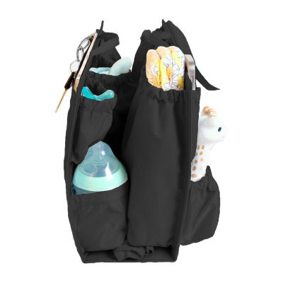 Life in Play ToteSavvy Diaper Bag Alternative - Classic Black