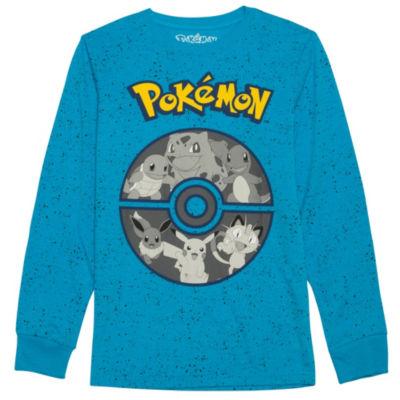 Pokemon Graphic T-Shirt Boys