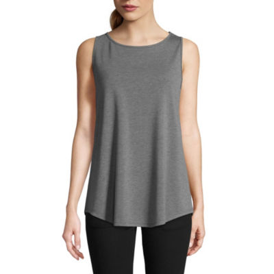 St. John's Bay Active Knit Tank Top
