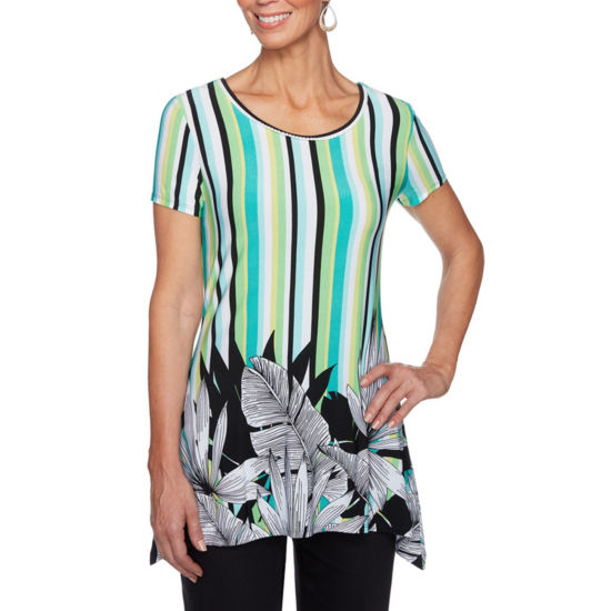 Lark Lane Island Hopping Tunic Top